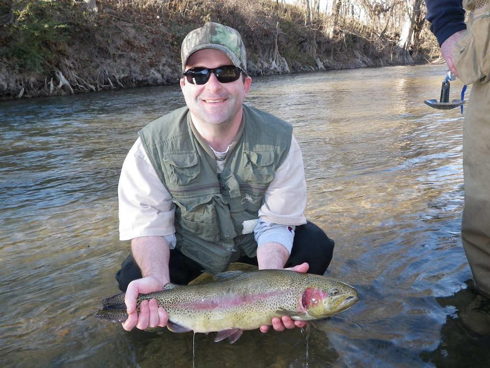 Living waters fly fishing for Guadalupe river fly fishing